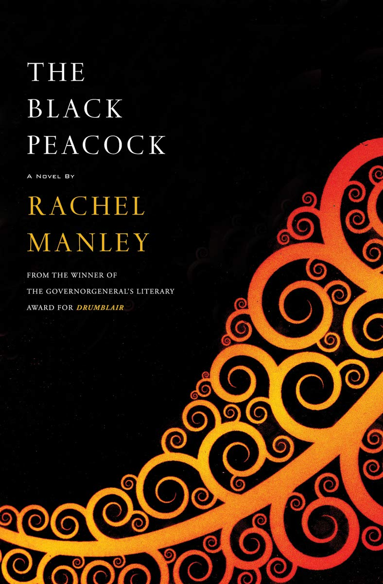 The Black Peacock by Rachel Manley Cormorant Books 183 pages