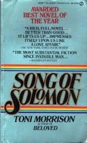 Toni Morrison Song of Solomon dust jacket.jpg