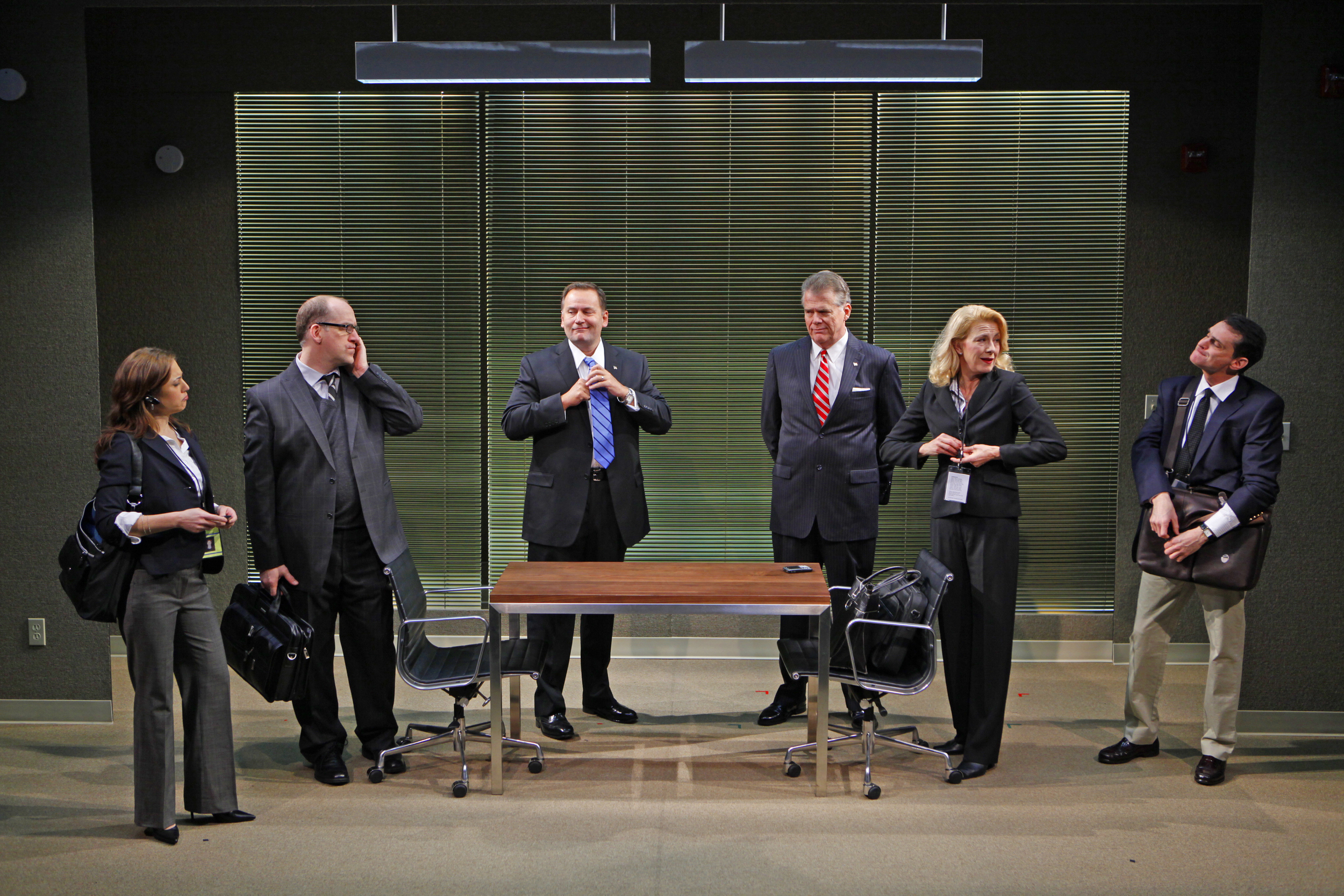 THE BODY POLITIC   At Hand Theater Company 2011