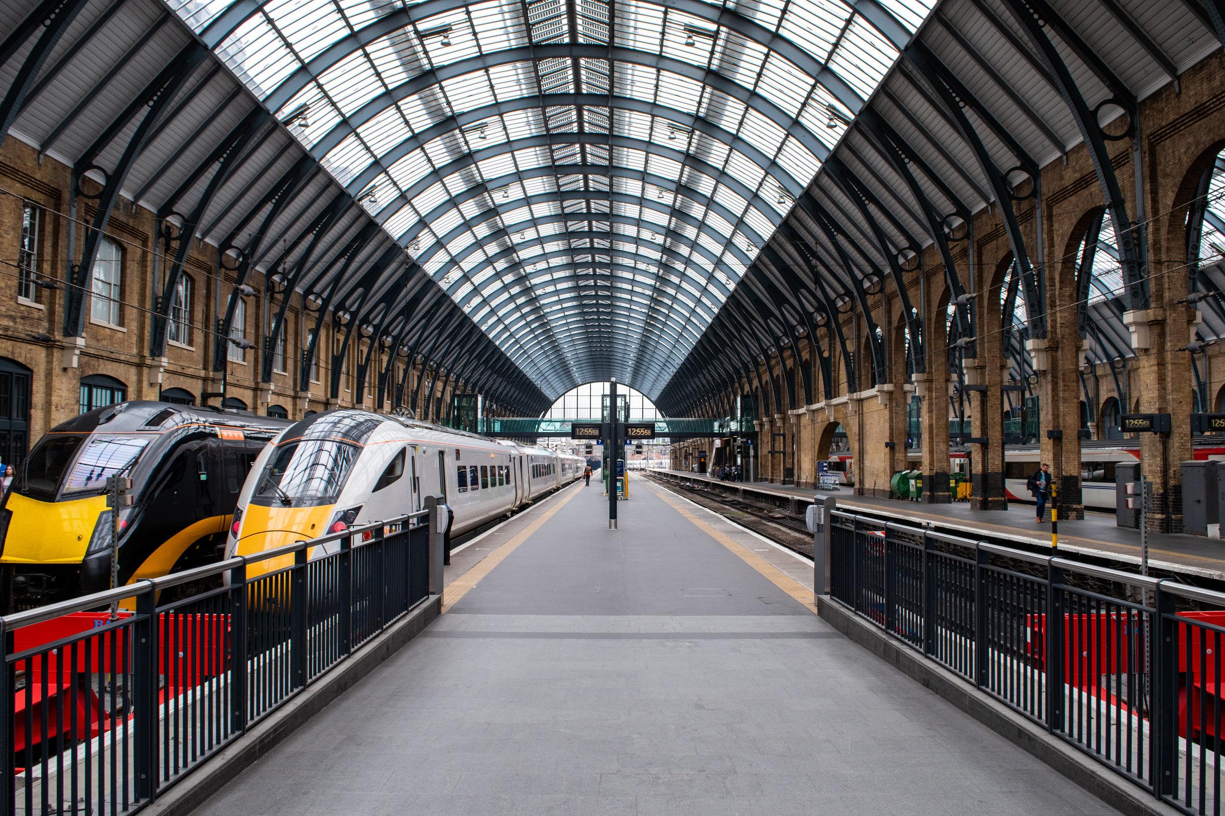 Kings Cross Station - London