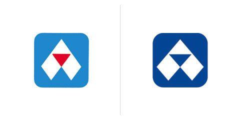 Alcoa logo design by Saul Bass