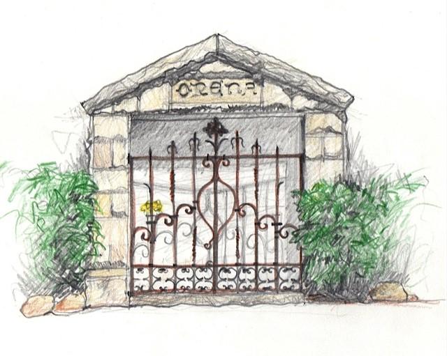 SBOld Mission Cemetery