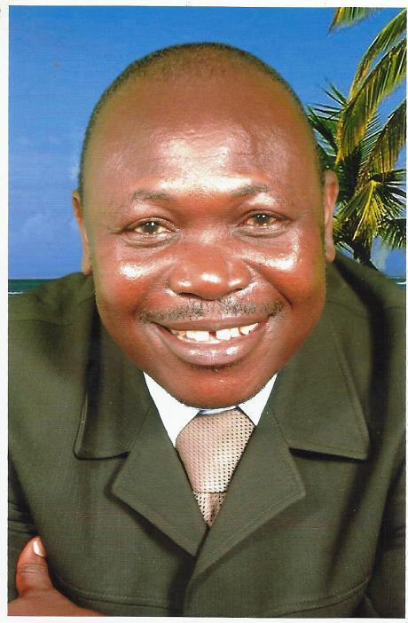 Rev. Charles Kingsley Kwabena Kissi Kurankye