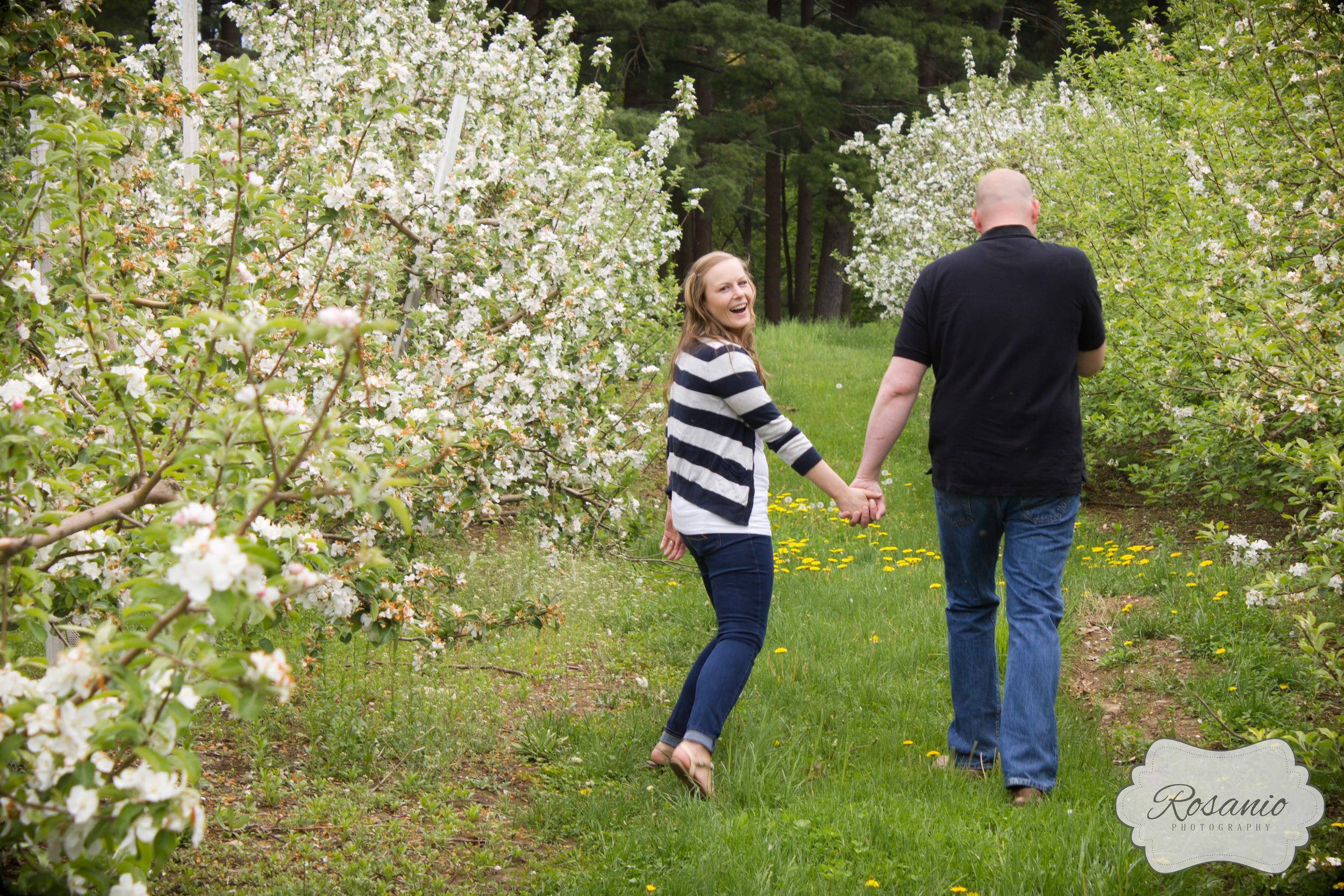 Rosanio Photography | Smolak Farms Engagement Photography | Massachusetts Engagement Photos