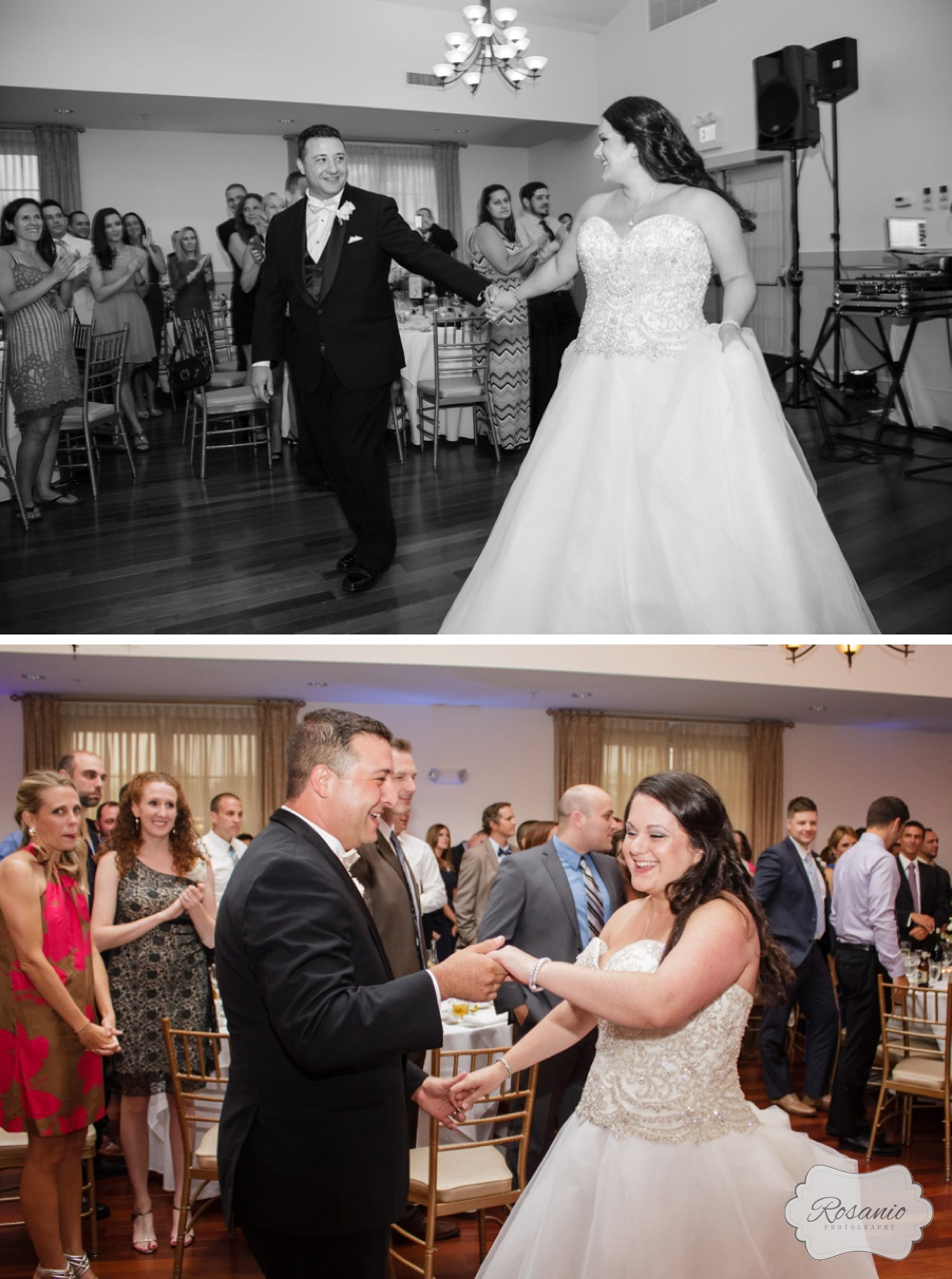 Rosanio Photography | Merrimack Valley Golf Course Wedding, Methuen MA | Massachusetts Wedding Photographer