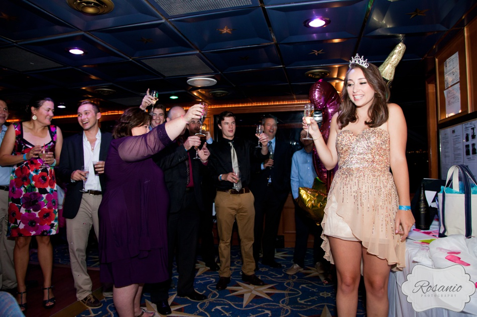 Rosanio Photography | Majestic Cruise Ship Boston MA | Event Photographer
