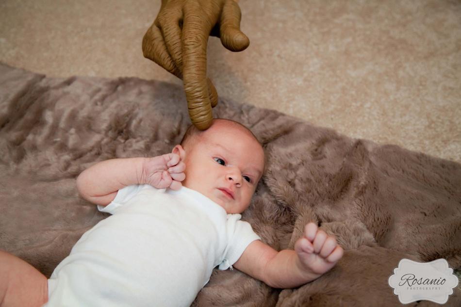 Rosanio Photography | Massachusetts Lifestyle Newborn Photographer