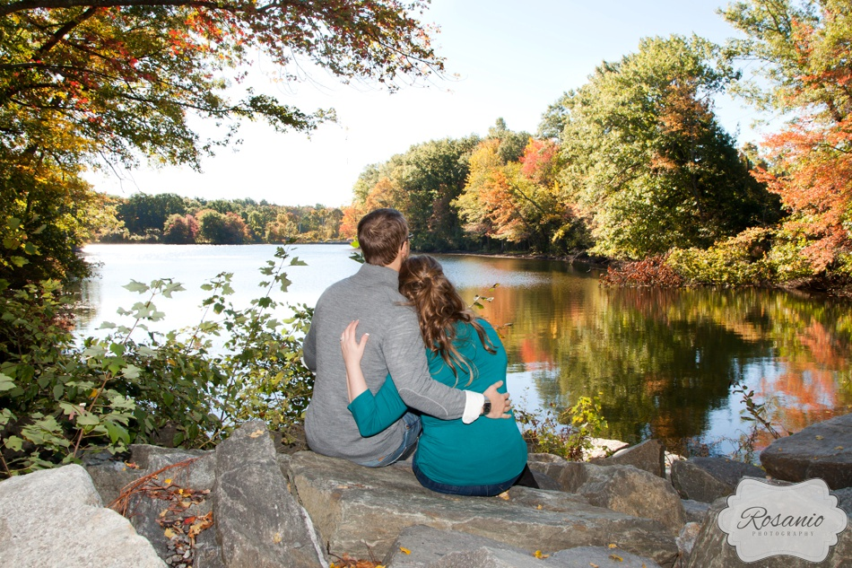 Rosanio Photography | Weir Hill North Andover MA | Massachusetts Engagement Photographer