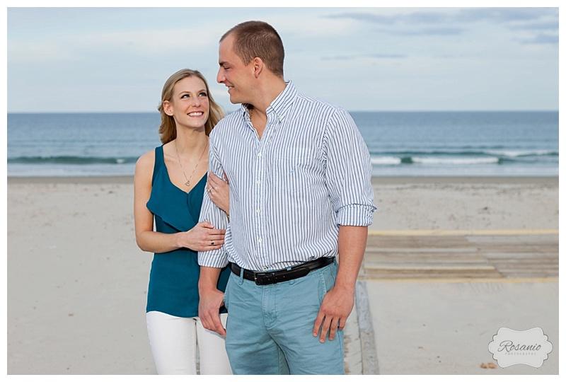Rosanio Photography | Hampton Beach NH Engagement Session | New Hampshire Engagement Photographers_0002.jpg