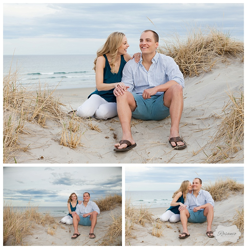 Rosanio Photography | Hampton Beach NH Engagement Session | New Hampshire Engagement Photographers_0008.jpg