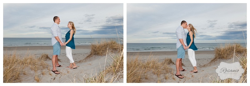 Rosanio Photography | Hampton Beach NH Engagement Session | New Hampshire Engagement Photographers_0010.jpg
