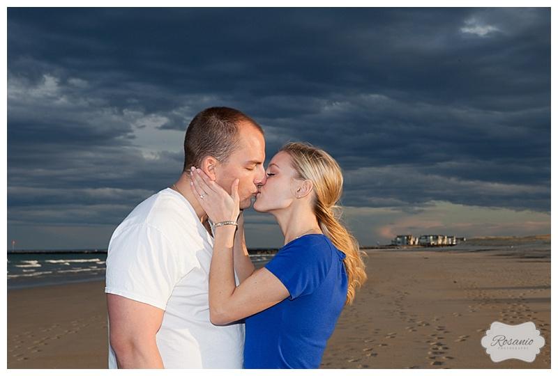 Rosanio Photography | Hampton Beach NH Engagement Session | New Hampshire Engagement Photographers_0017.jpg