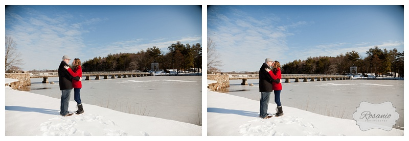 Rosanio Photography | Island Grove Park Abington MA | Massachusetts Engagement Photographer_0002.jpg