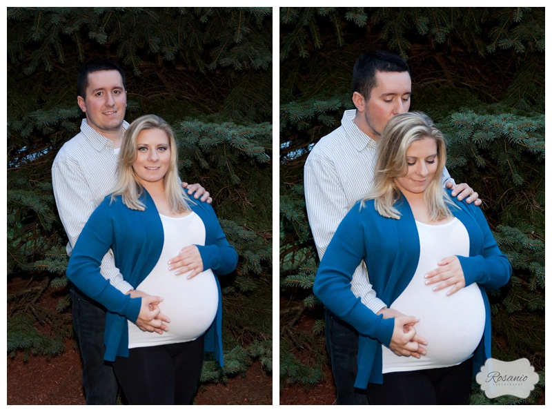 Rosanio Photography | Massachusetts Maternity Photographer | Greycourt Park Methuen MA 14.jpg
