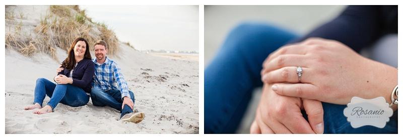 Rosanio Photography | Hampton Beach Engagement Session | New Hampshire Wedding and Engagement Photographer_0005.jpg