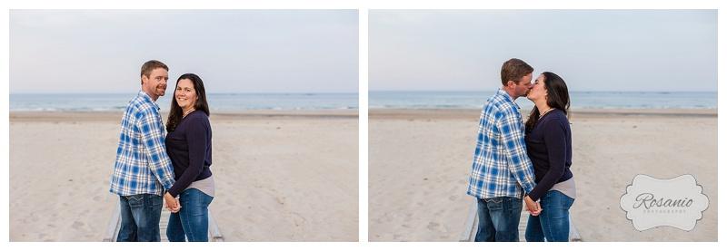 Rosanio Photography | Hampton Beach Engagement Session | New Hampshire Wedding and Engagement Photographer_0018.jpg
