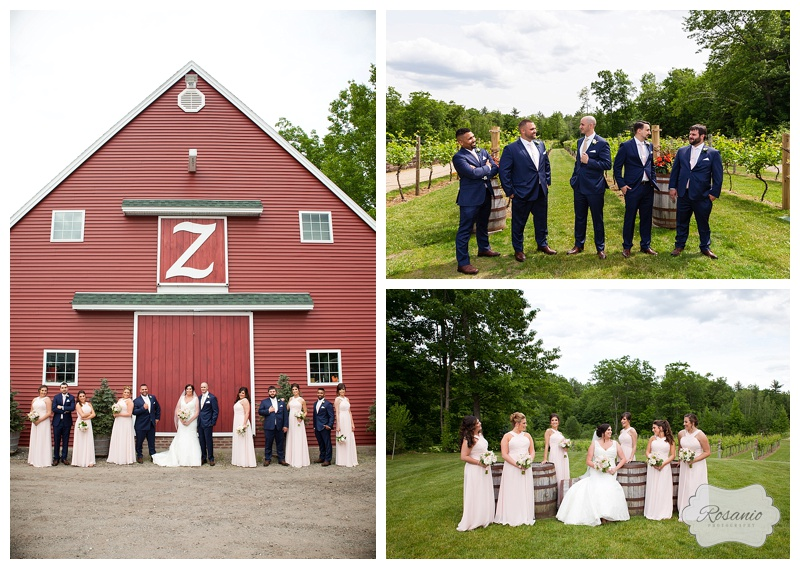 Rosanio Photography | Zorvino Vineyards Wedding | New Hampshire Wedding Photographer_0016.jpg