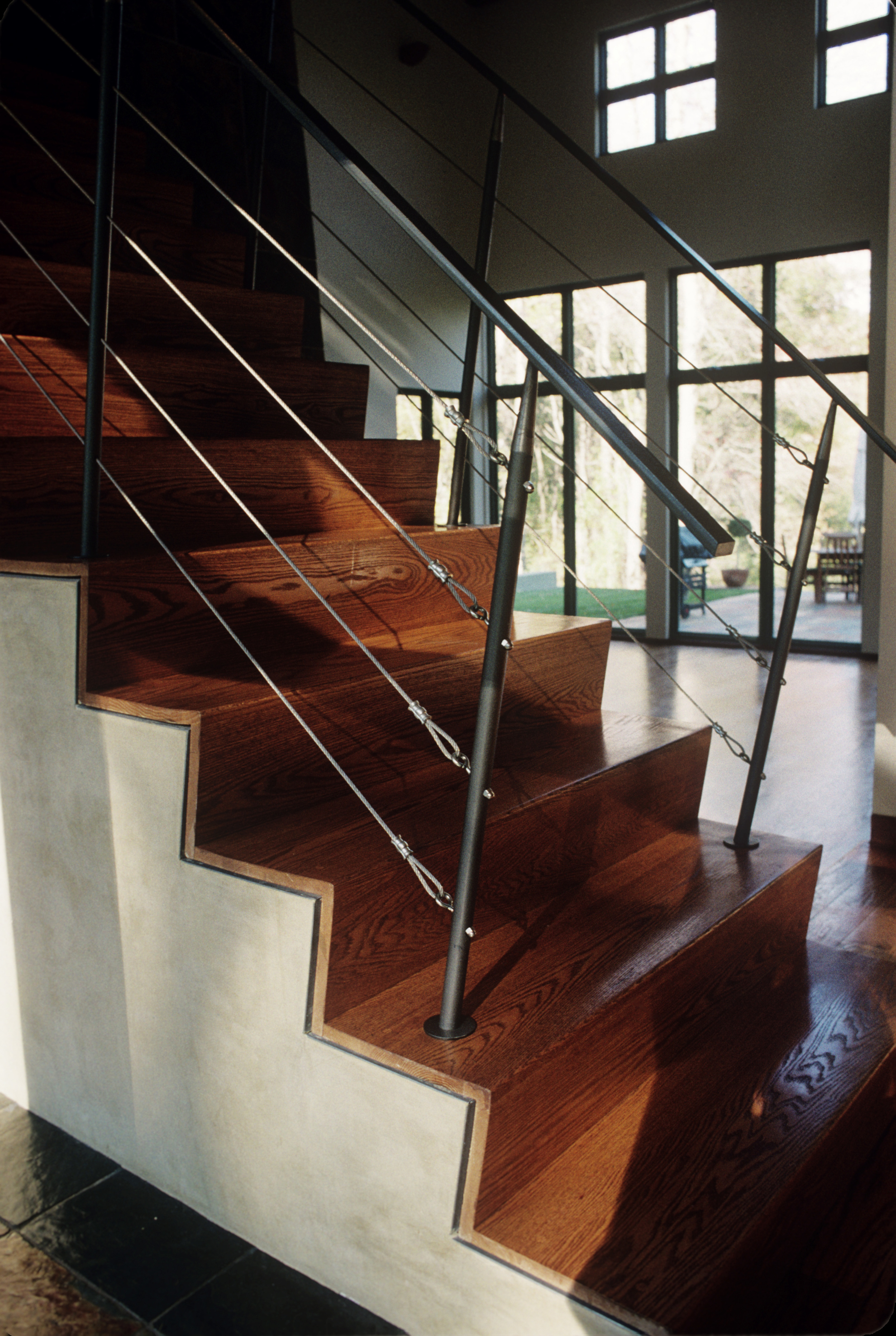 The Open Stair