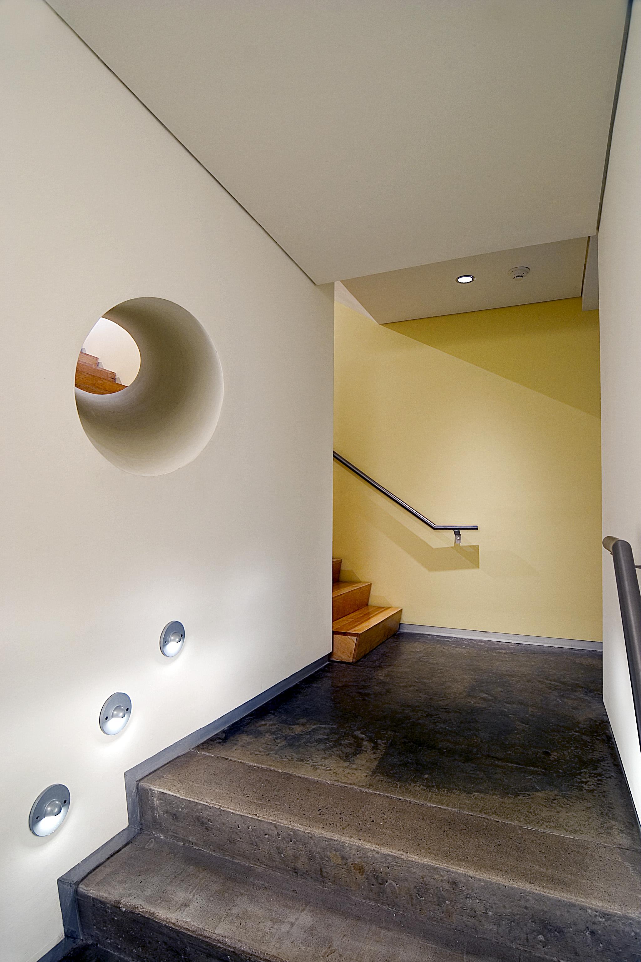 Lower Bedroom Corridor