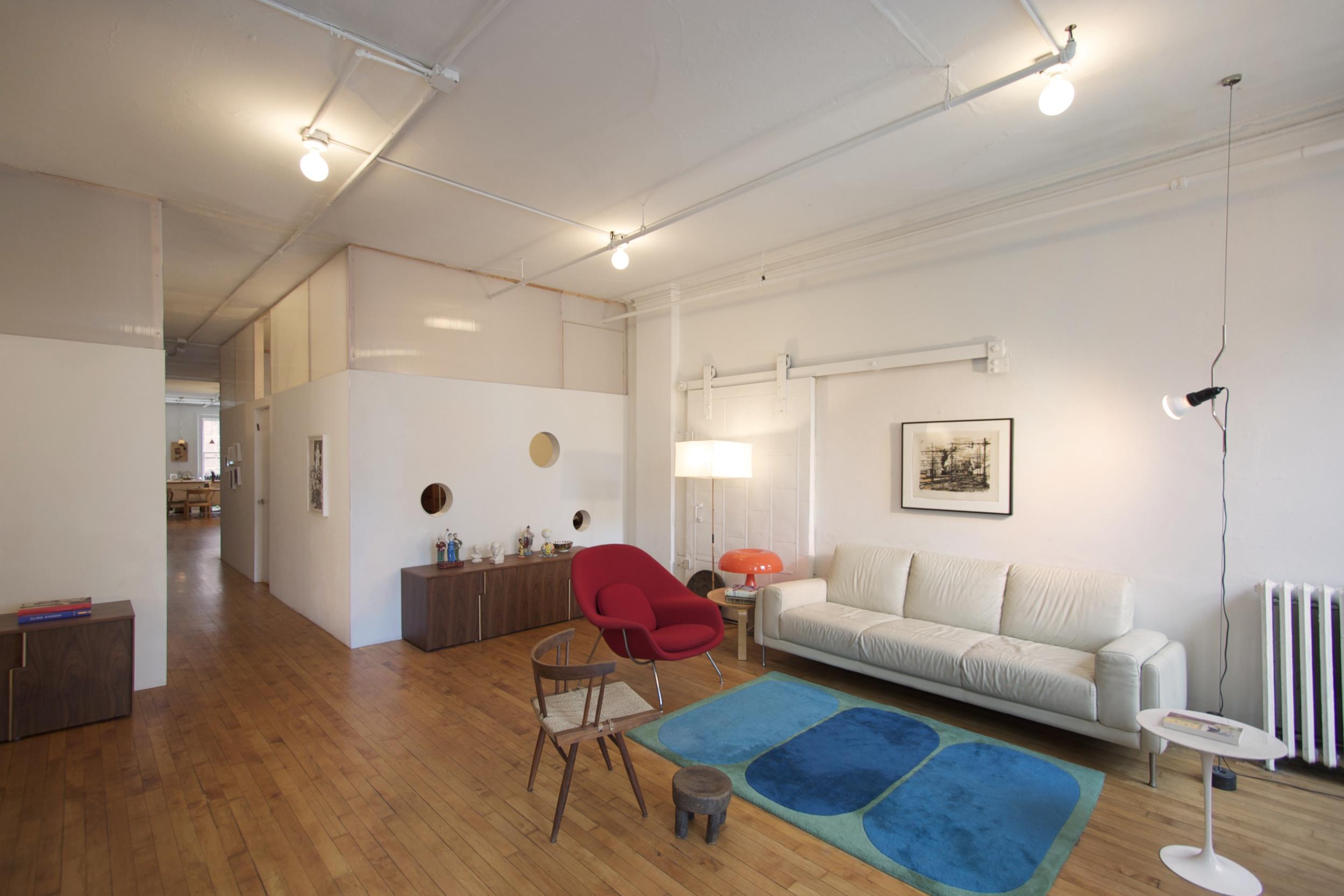 The Architects Loft, Tribeca, NY