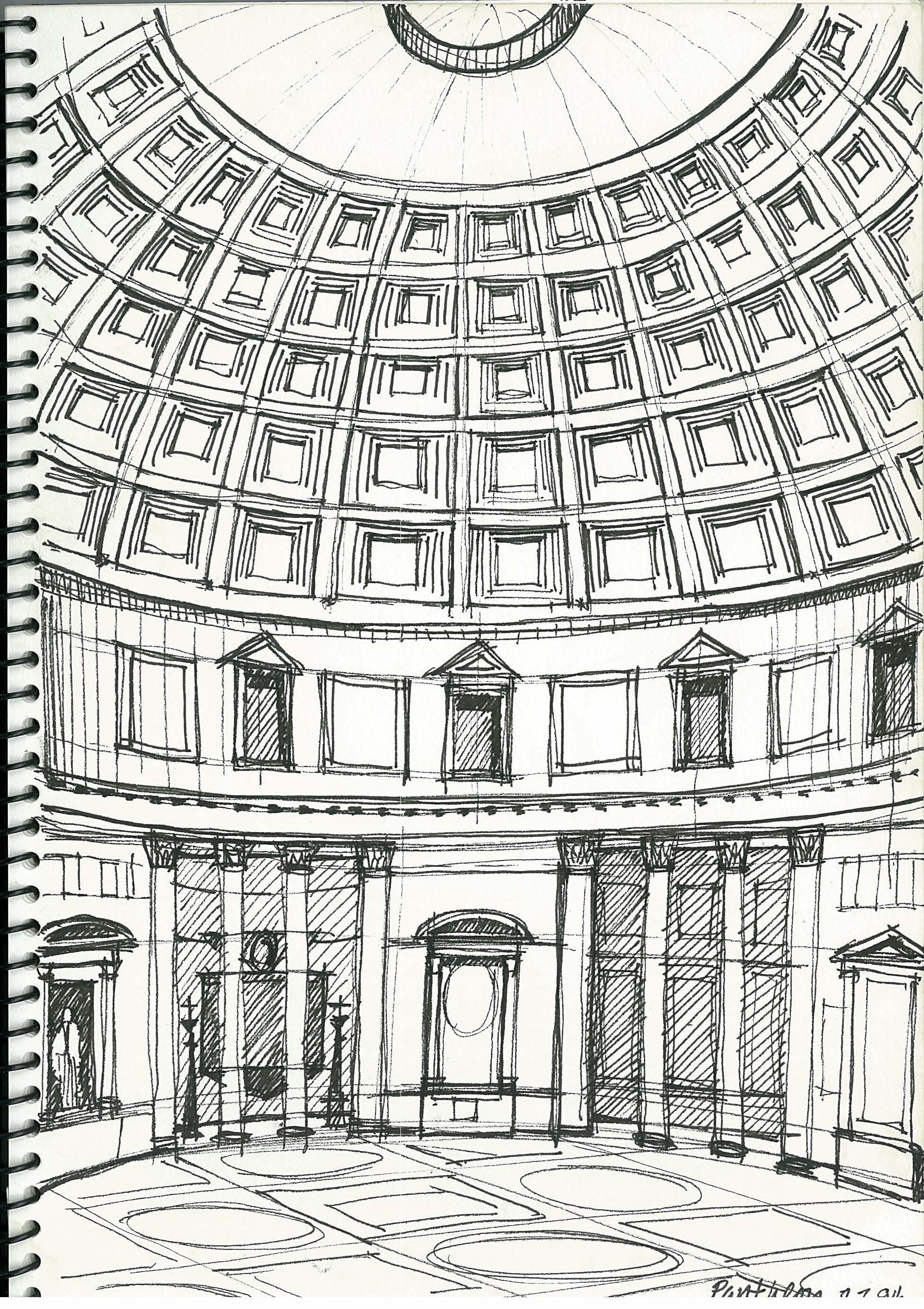 1994 - 5 Rome Pantheon cropped.jpg