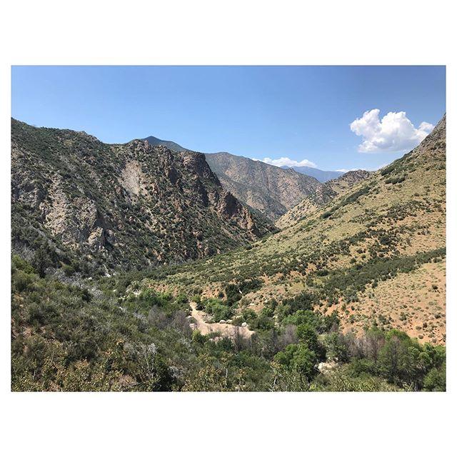 06.22.19   Southern Sierras
