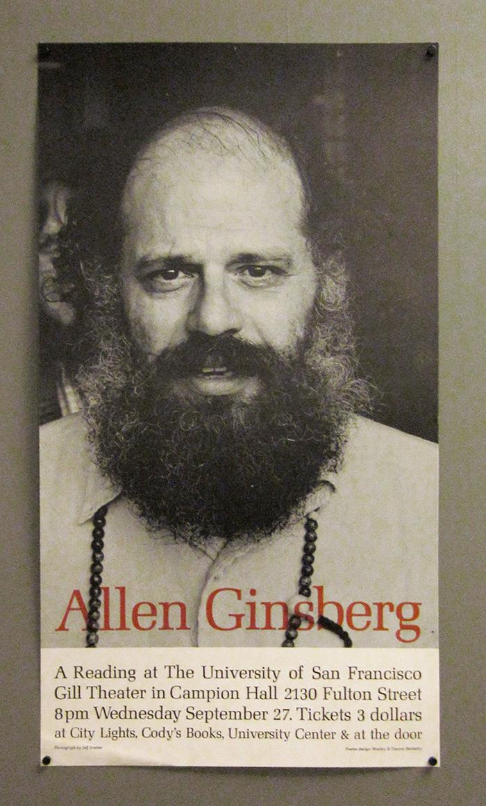 10. Allen Ginsberg