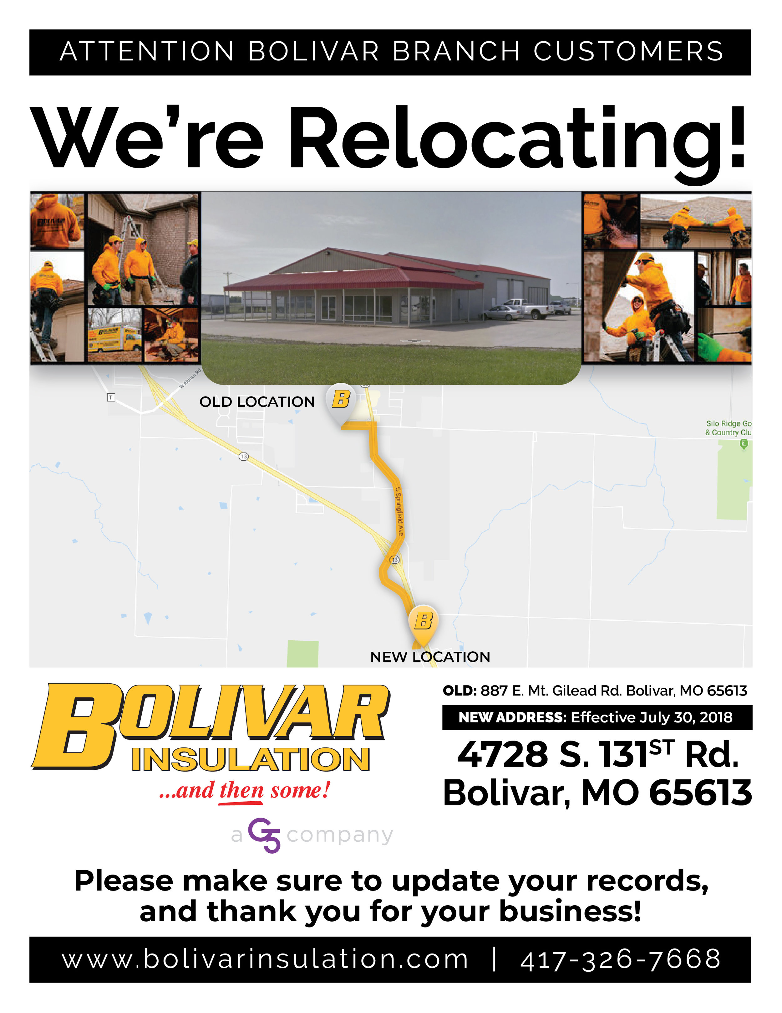 New-Bolivar-office-location