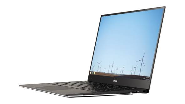 This Dell XPS has a 1920 x 1080 display