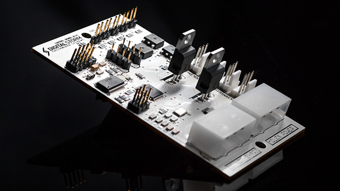 Image Source DigitalStorm: This the actual HydroLux Control board