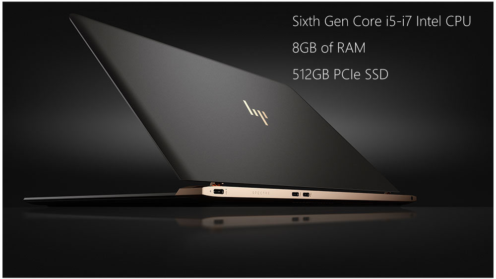 Image Source: HP Impeccable hardware in such a thin body? No way,yes way.