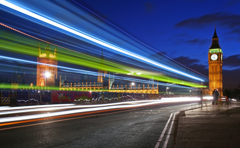 This is what images shot with a camera using slow shutter speed looks like, see those lights?