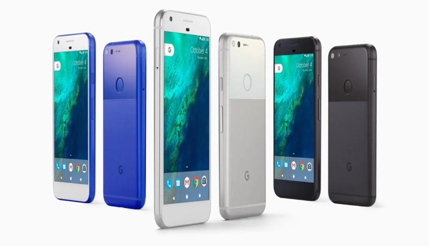 Google Pixel and Pixel XL Generation one models