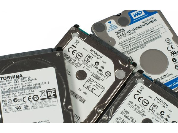 So many hard drives to choose from