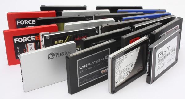 So many SSD's to choose from