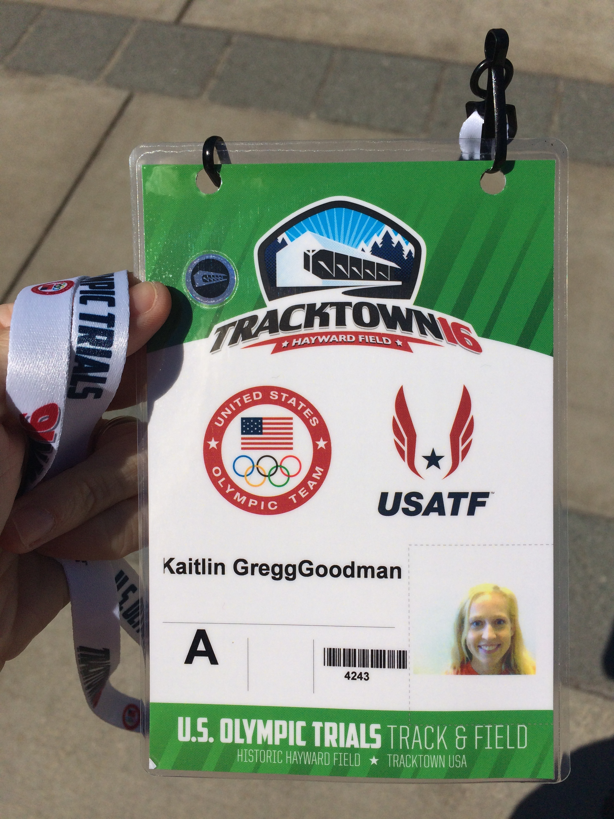 Got my credential. I'd wanted one of these for 8 long years.S*** is finally getting real!