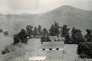 Ranch circa 1920s.