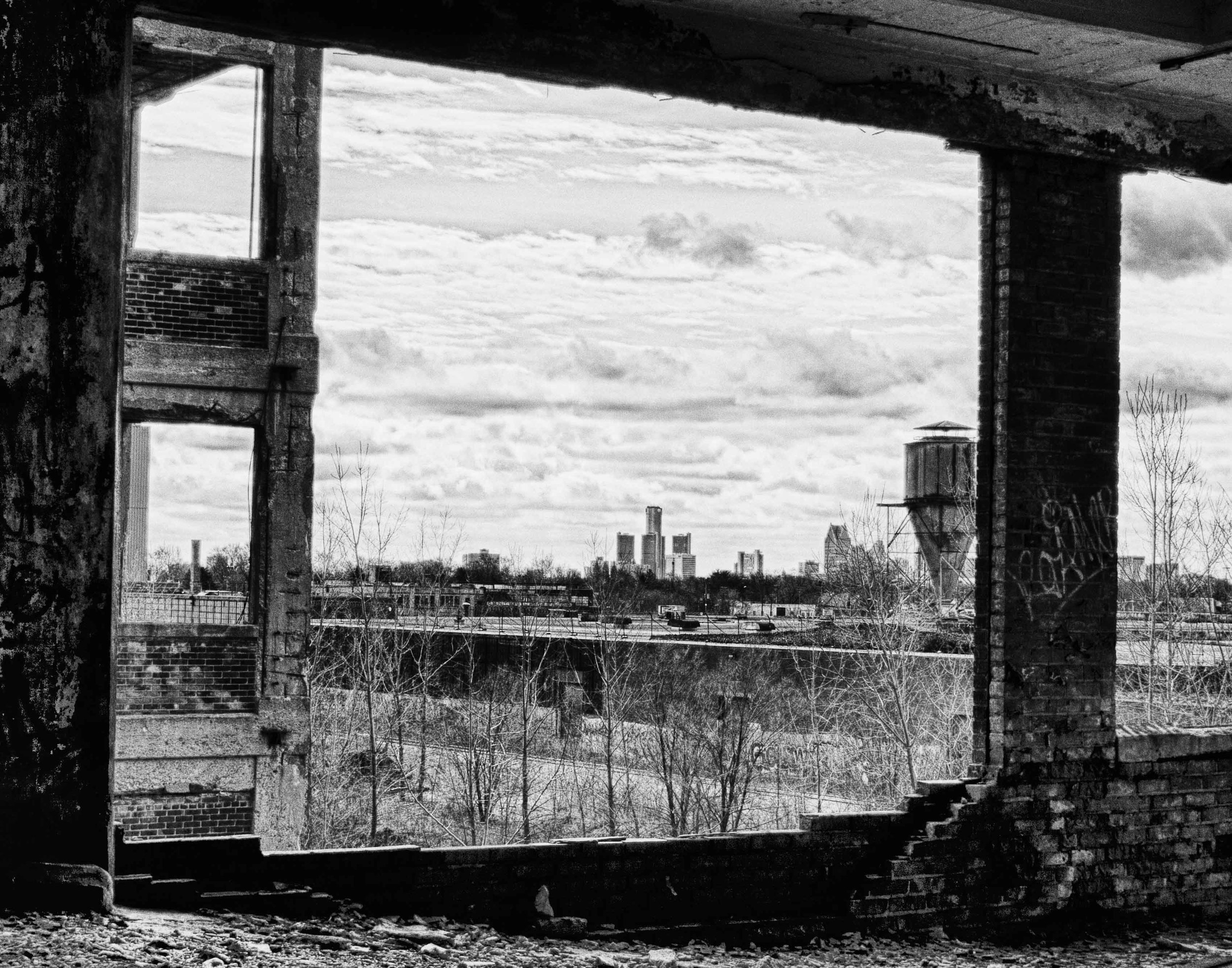 Detroit Packard Plant 2012