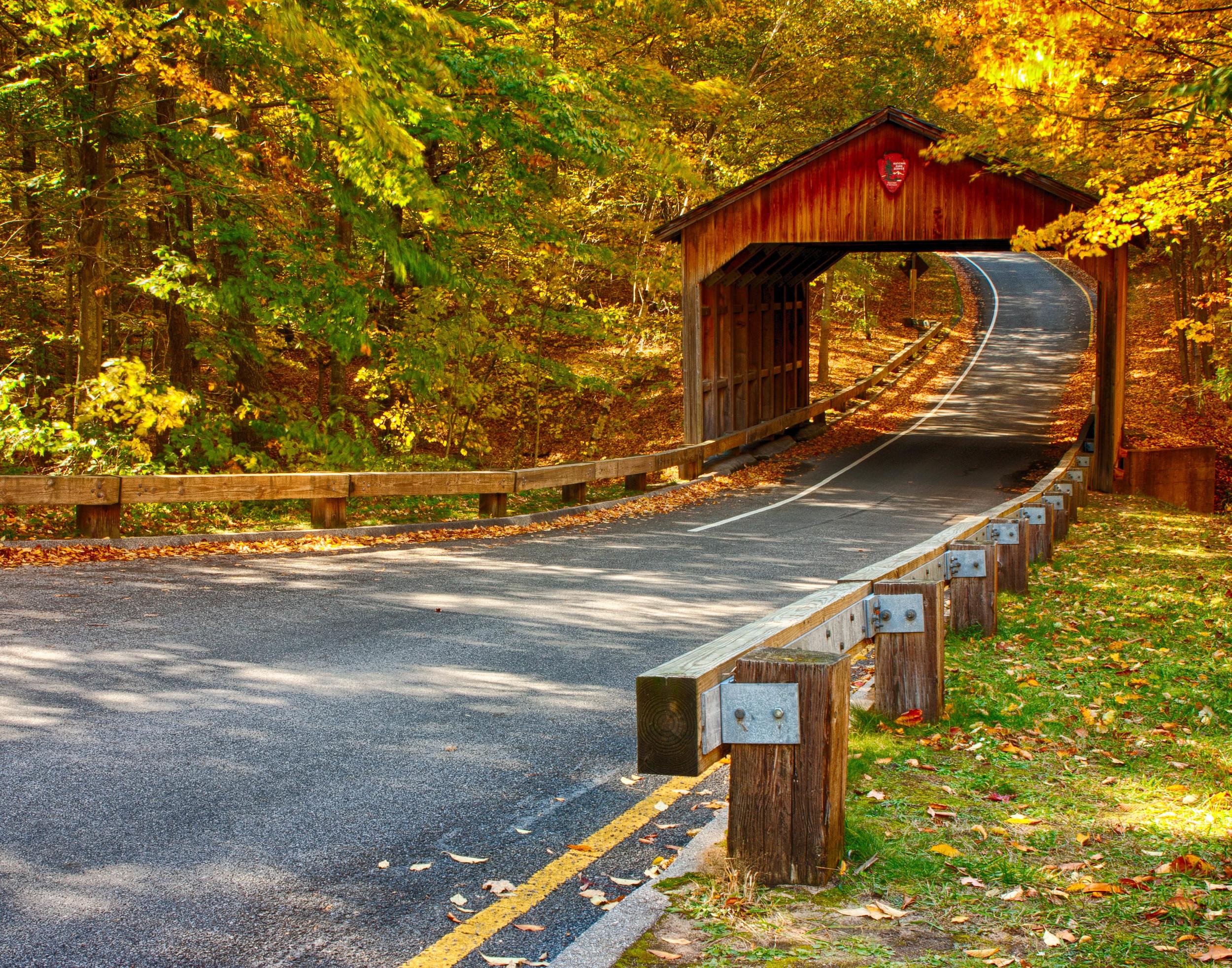 Traverse Covered Bridge