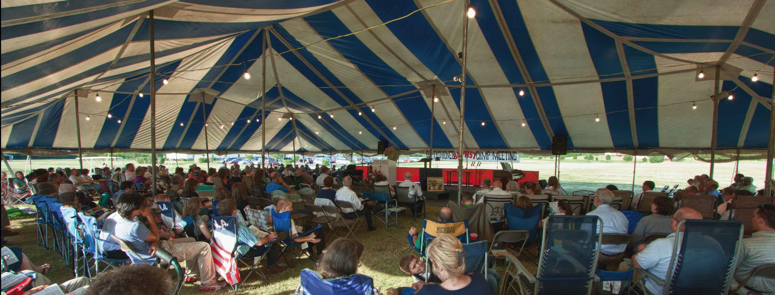 Under The Tent, 2012