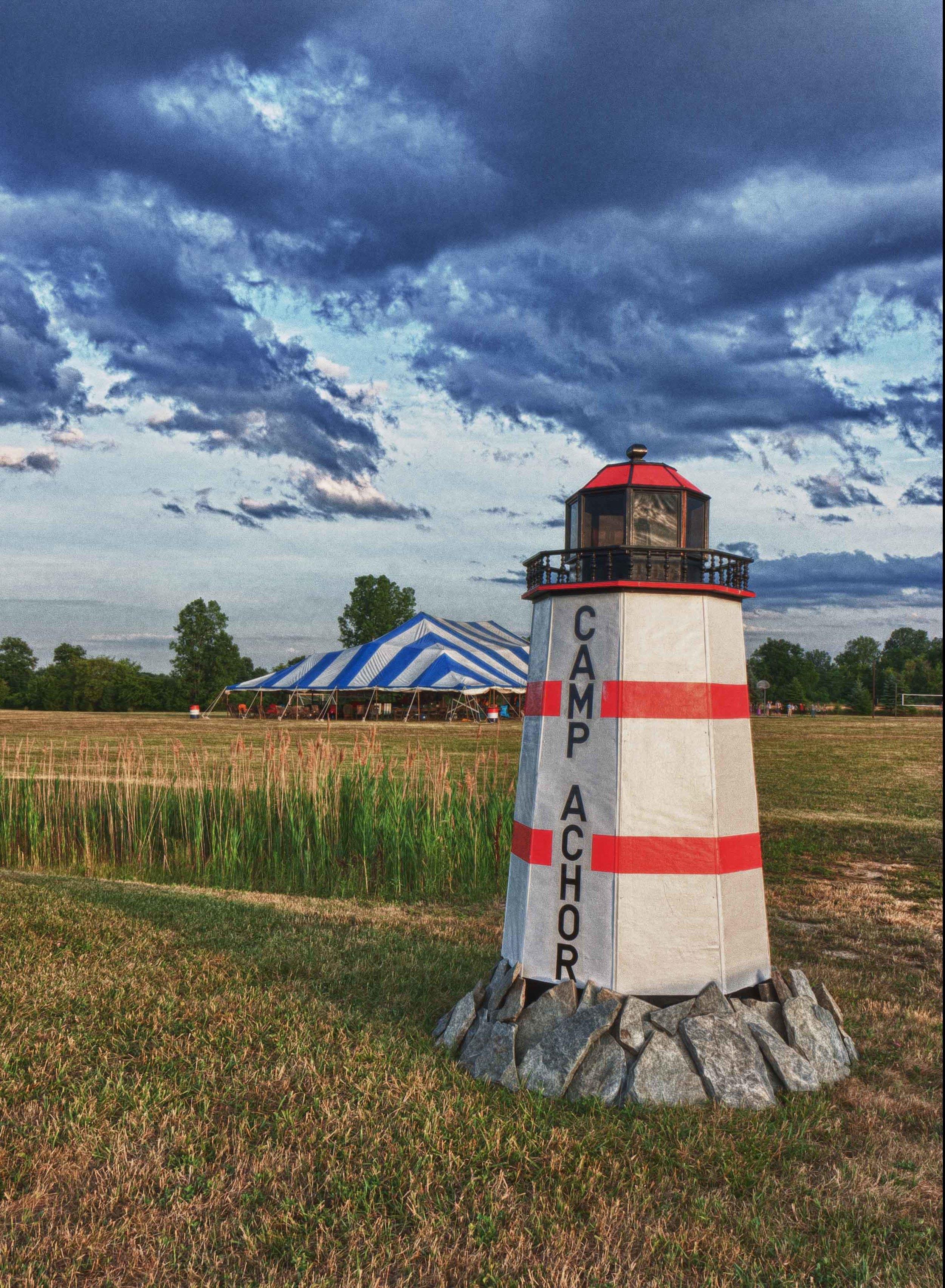 Camp Achor Lighthouse, 2012