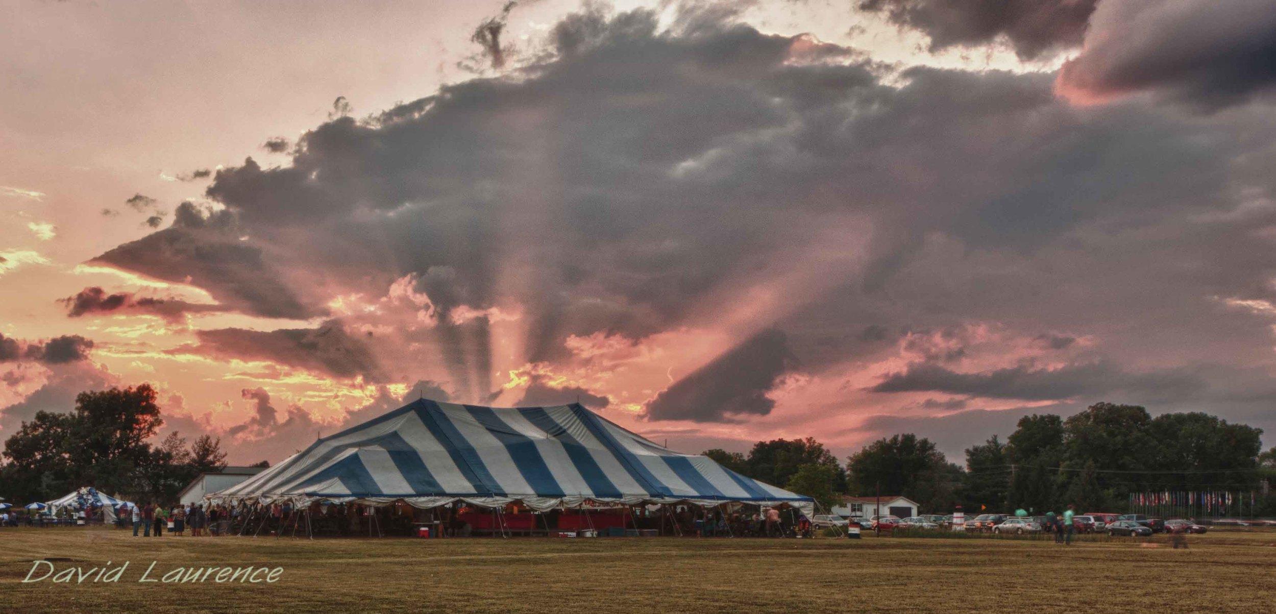 Tent Rays, 2012