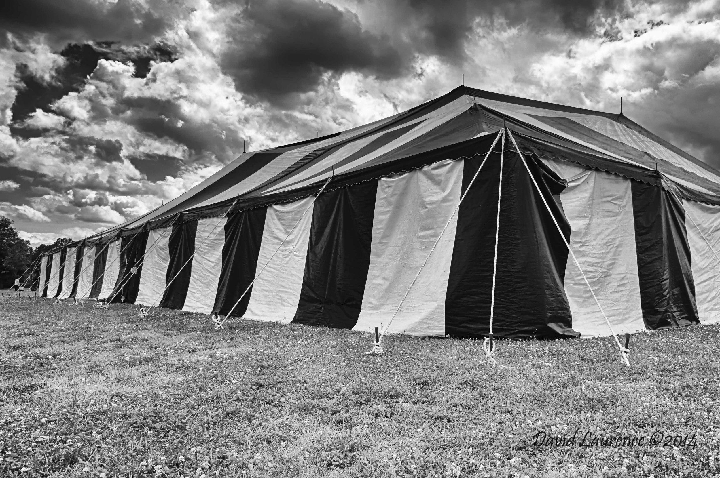Camp Achor Tent, 2014