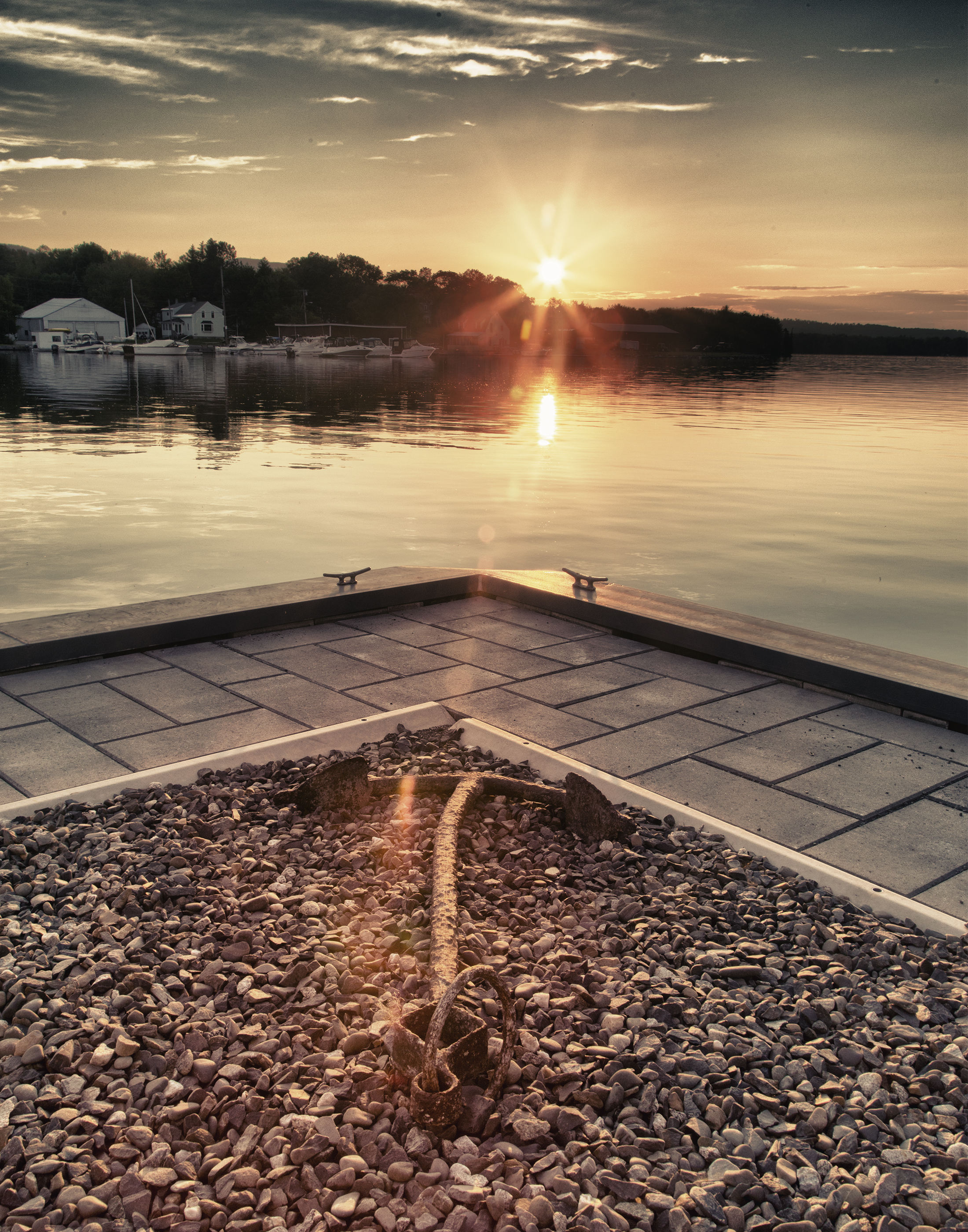 Moosehead Lake Sunset