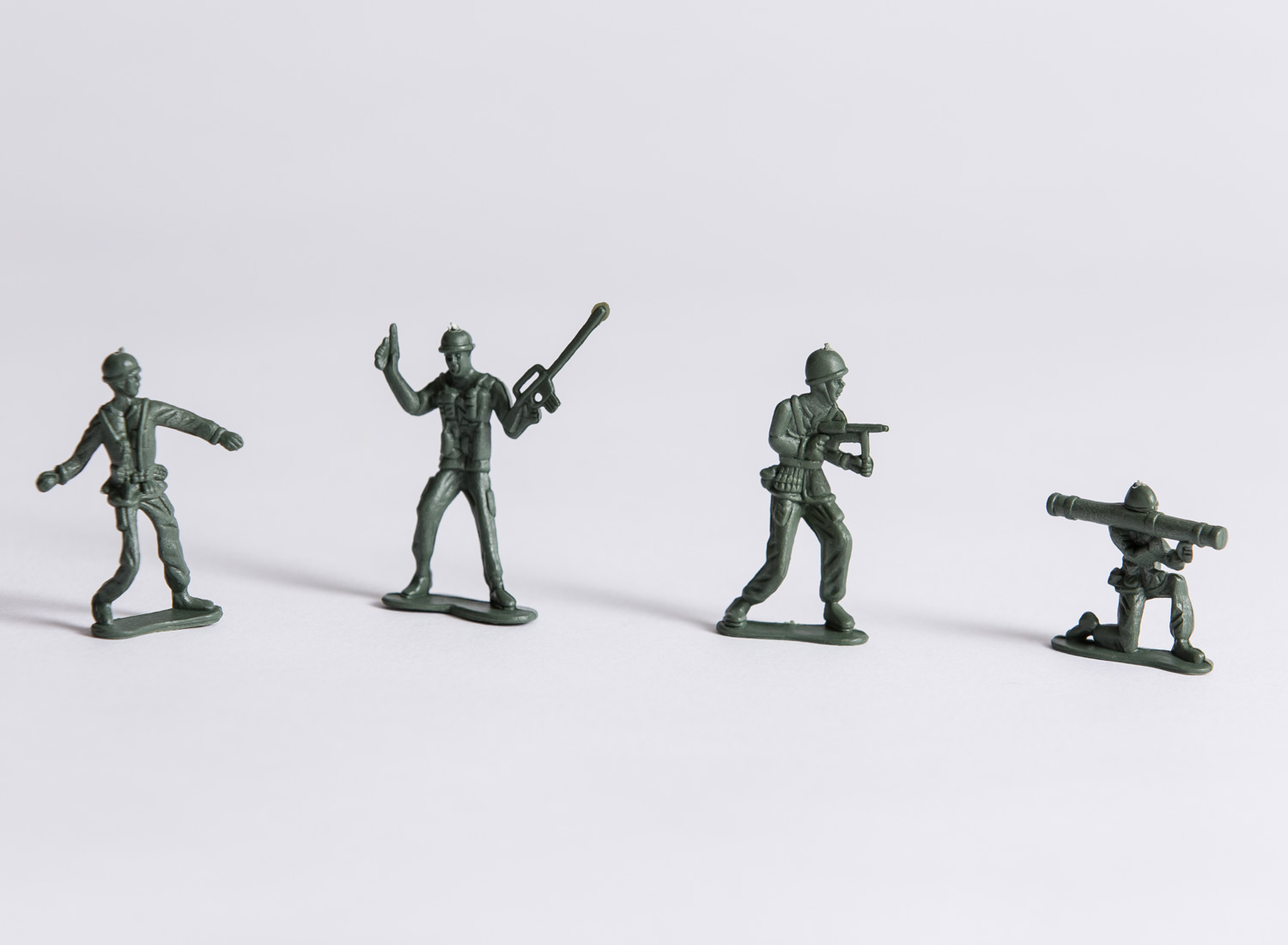 Green Army Men – as themselves