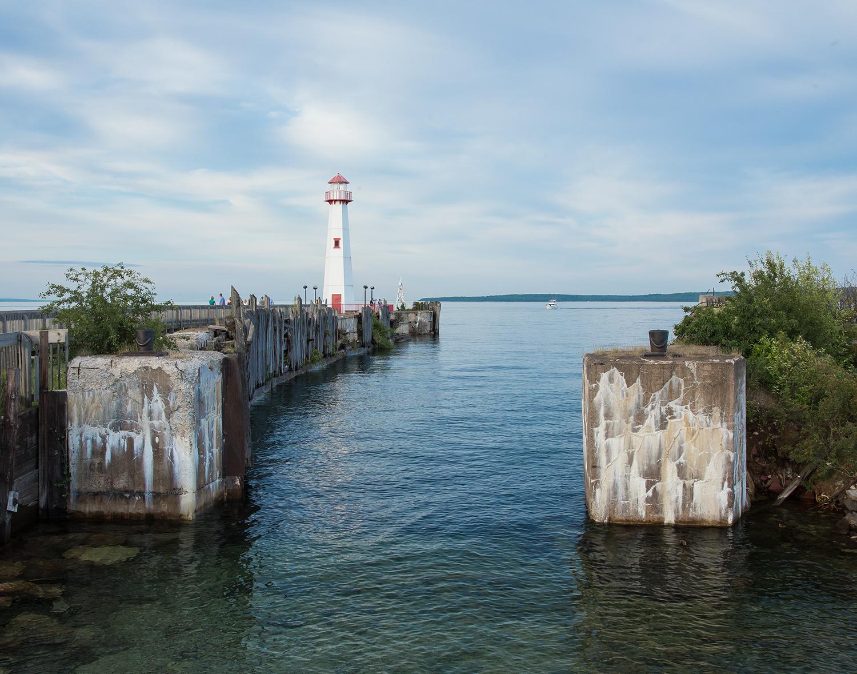 Wawatam Lighthouse, St. Ignace, MI