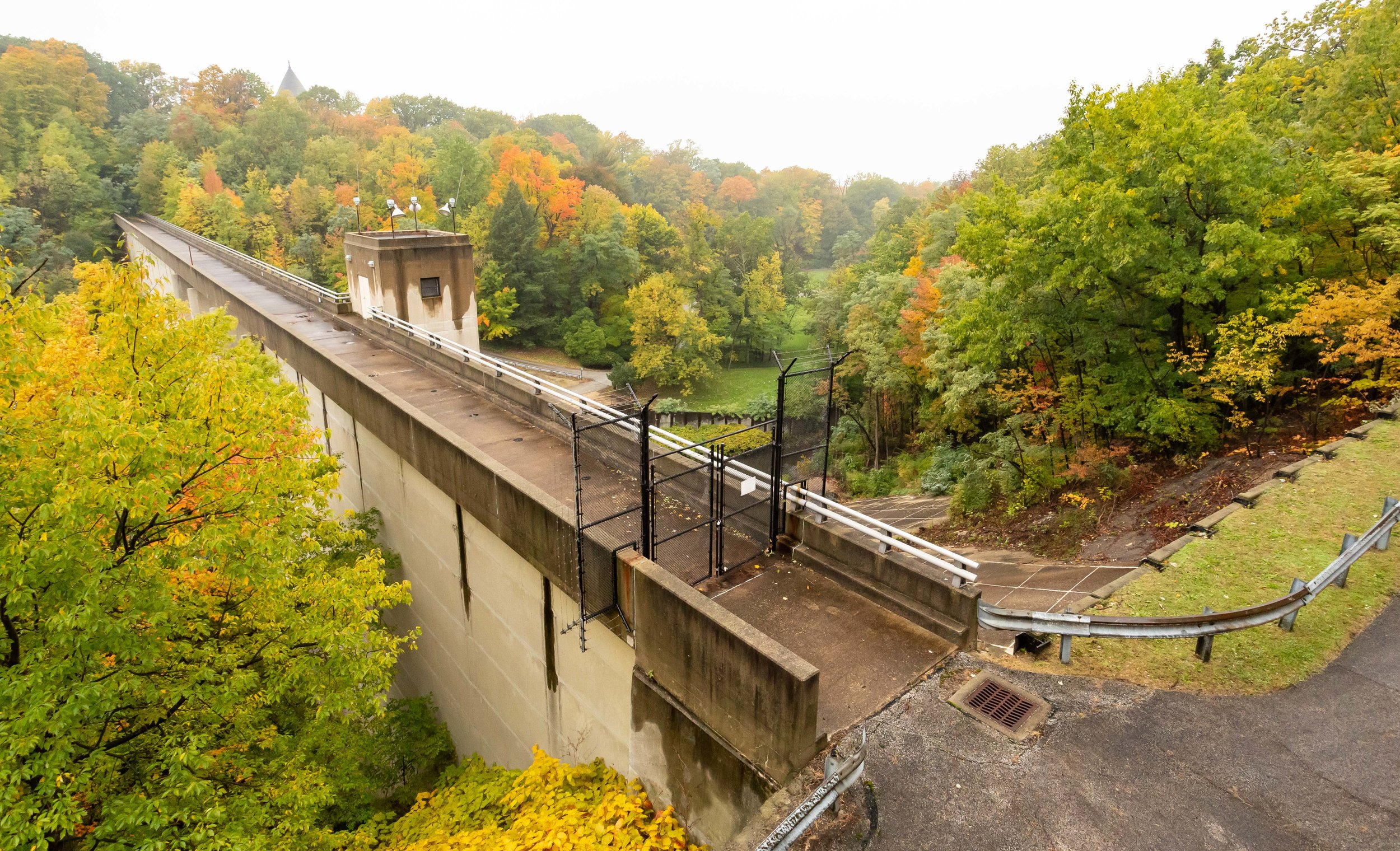 Lake View Cemetery Dam - Cleveland, OH