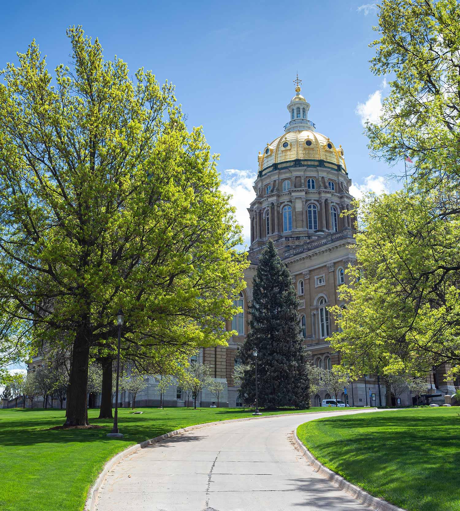 Capital Building - Des Moines, Iowa