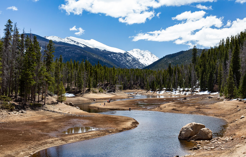 Arapaho Creek