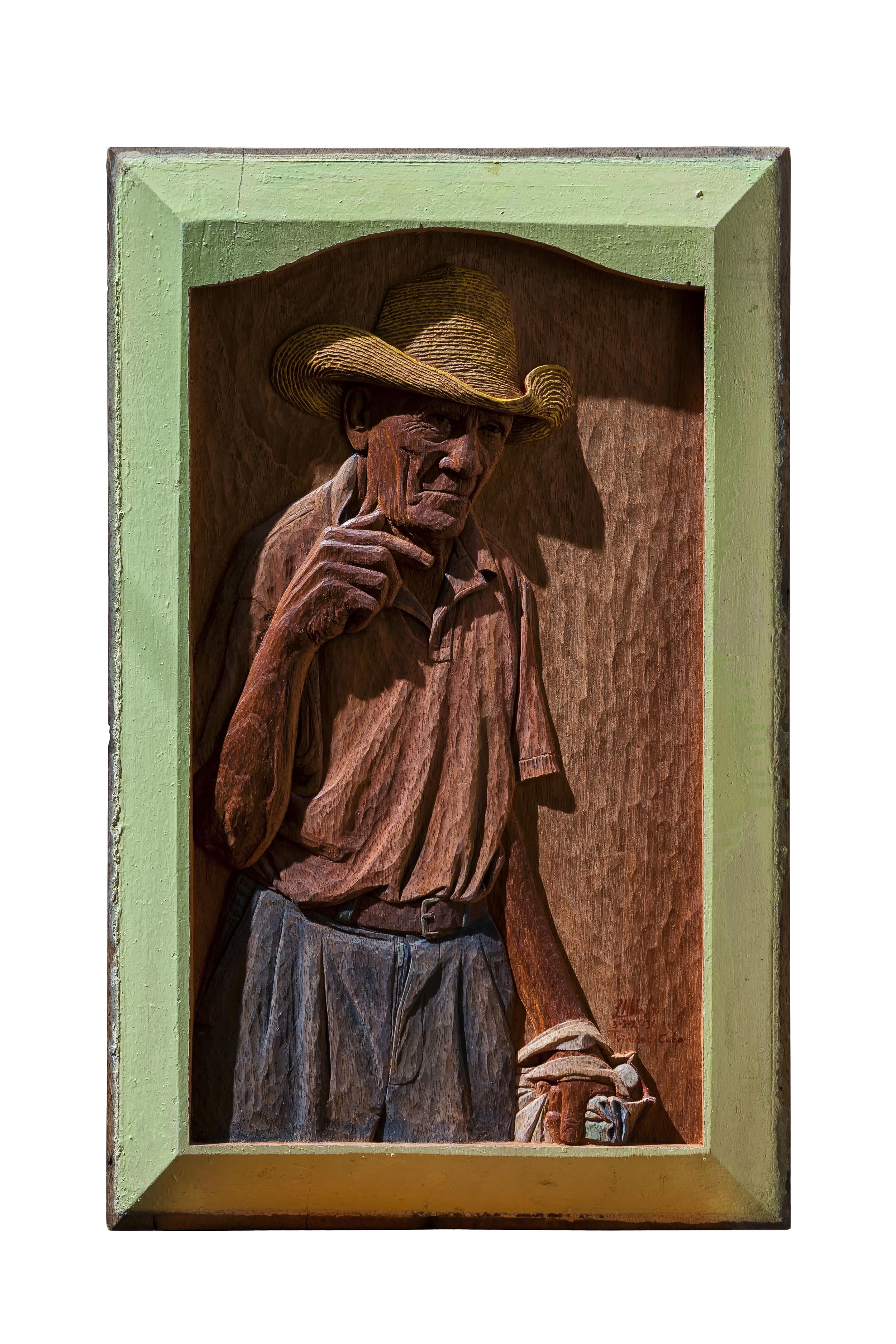 Demetrio Bombino Rodríguez - $5300   66 x 42 cm 2016